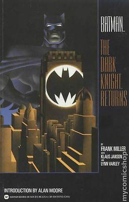 Batman The Dark Knight Returns TPB (1986 Warner Edition) #1-1ST FN