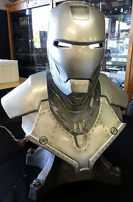 Sideshow Collectibles - Iron Man Mark II - Life-Size Bust - #68/100 - NEW