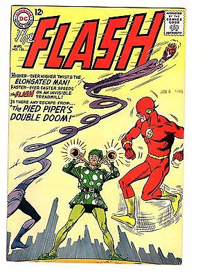 The Flash #132, #135, #138 High Grade 138 and 132 See Scans