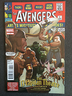 DSF El Capitan Theatre Marvel Avengers   AVENGERS #1 The Coming of the Avengers