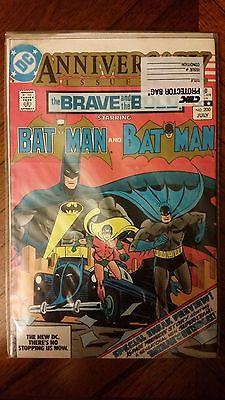 Batman Brave and the Bold 200 AND Batman and the Outsiders 1-38