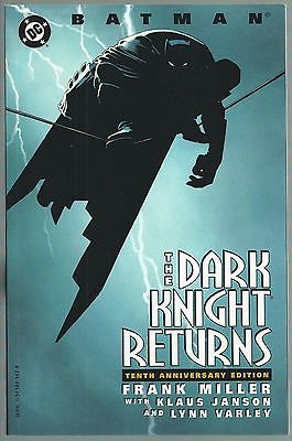 **BATMAN: THE DARK KNIGHT RETURNS TPB**(1996, DC)**10TH ANNIVERSARY EDITION**NM