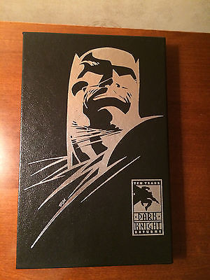 Batman - The Dark Knight Returns - TPB-10th Anniversary LTD ED - SS Frank Miller