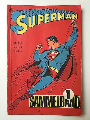 Superman Sammelband  1   (guter/sehr guter Zustand)
