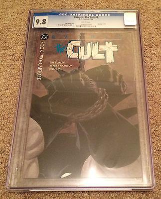 DC - Batman The Cult #2 CGC 9.8
