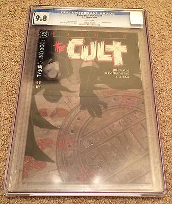 DC - Batman The Cult #1 CGC 9.8
