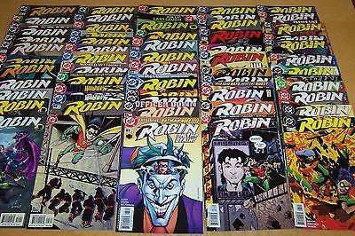 DC COMICS ROBIN   61-120 UNBROKEN RUN BATMAN 1999-2004