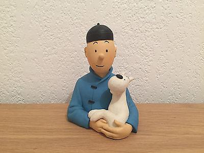 PIXI REGOUT Hergé Tintin Le petit buste chinois Réf. 30007 Parfait Etat BC.