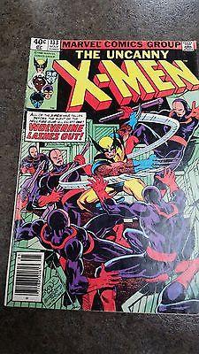 The Uncanny X-Men 133 May 02461 (MP3010104)