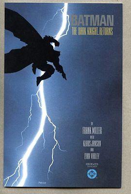 GN/TPB Batman The Dark Knight Returns #1-1986 nm-/nm 1st cover /Miller 1st print