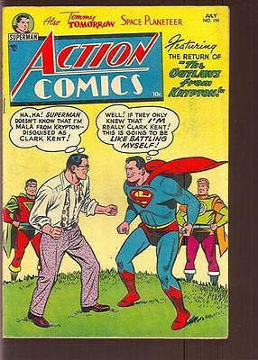 Action Comics #194 w/ Superman Golden Age Classic (sku-81542)