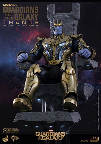 Thanos Series Sixth Scale Figure Hot Toys MINT NEW IN BOX Avengers Guardians