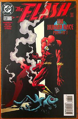 The Flash 138. Volume 2. 1st appearance Black Flash. Ultra High Grade NM+