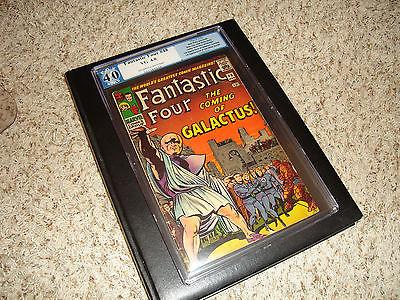 Fantastic Four #48, 1 st Silver Surfer, Galactus, PGX 4.0 like CGC, Jack Kirby