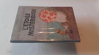 ancien album tintin l'étoile mystérieuse B1 monocolonne de 1946 papier épais