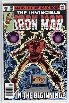 IRON MAN # 122