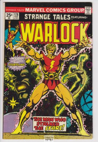 Strange Tales #178 (Feb 1975, Marvel) F/VF 1st Appearance Magus F5