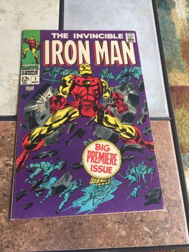 Invincible Iron Man Comics #1-100 Complete Run