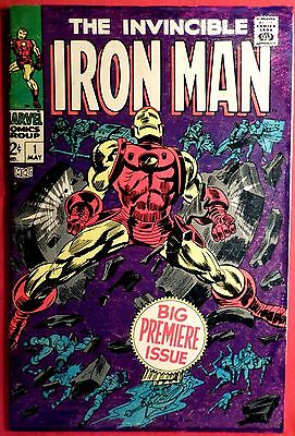 Iron Man 1-100 complete 101-300 miss 55 Silver Bronze Age Huge Lot w/ Key issues