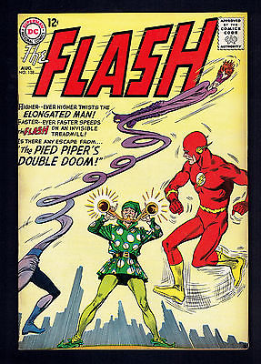 1963 DC The Flash #138   FN to VF