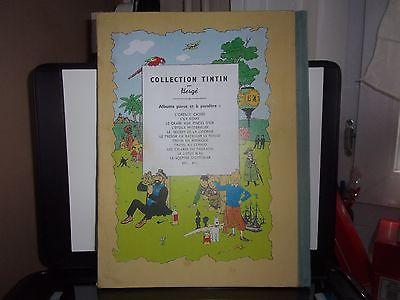 Tintin L'étoile Mystérieuse B1 ( 1946 )