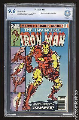 Iron Man (1968 1st Series) #126 CBCS 9.6