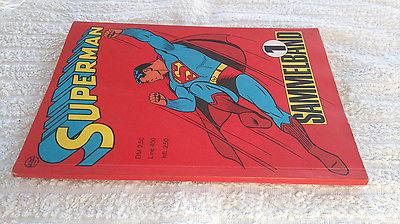 SUPERMAN SAMMELBAND 1 EHAPA von 1966 Superman Batman SB 1von 1966