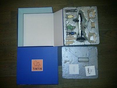 Pixi Tintin Scène Prestige Rackham le Rouge complet certificat n°721 et boîte