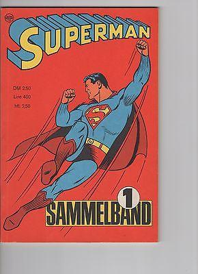 Ehapa Superman Sammelband 1    1966  1-4