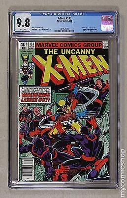 Uncanny X-Men (1963 1st Series) #133 CGC 9.8 0298628003