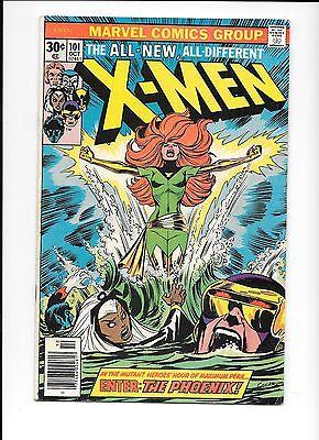 Uncanny X-Men #101, 106, 110, 111, 121, 123, & 124