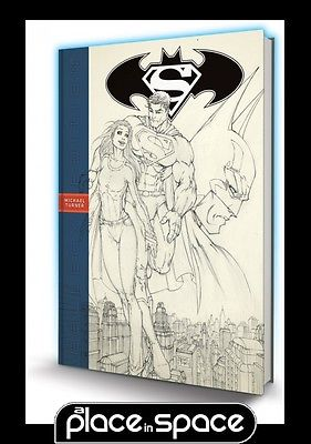 SUPERMAN BATMAN MICHAEL TURNER GALLERY ED  - HARDCOVER