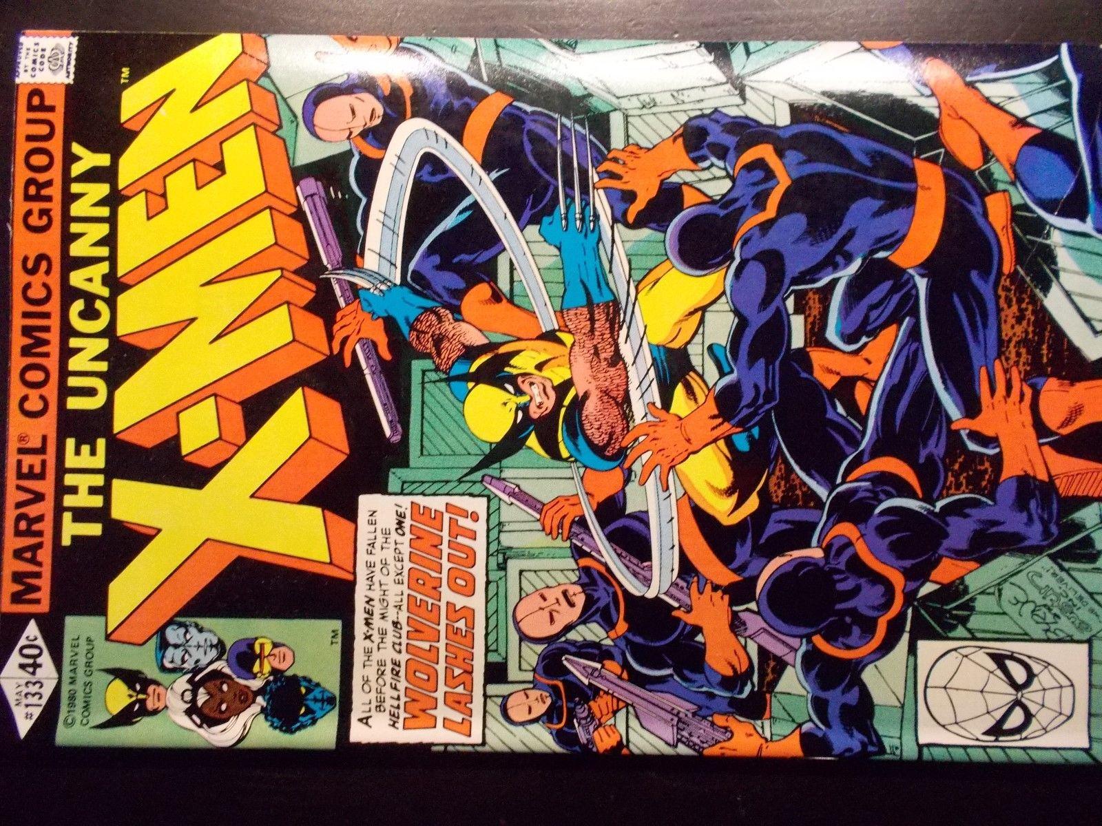 Marvel Uncanny X-Men 133   May 1980