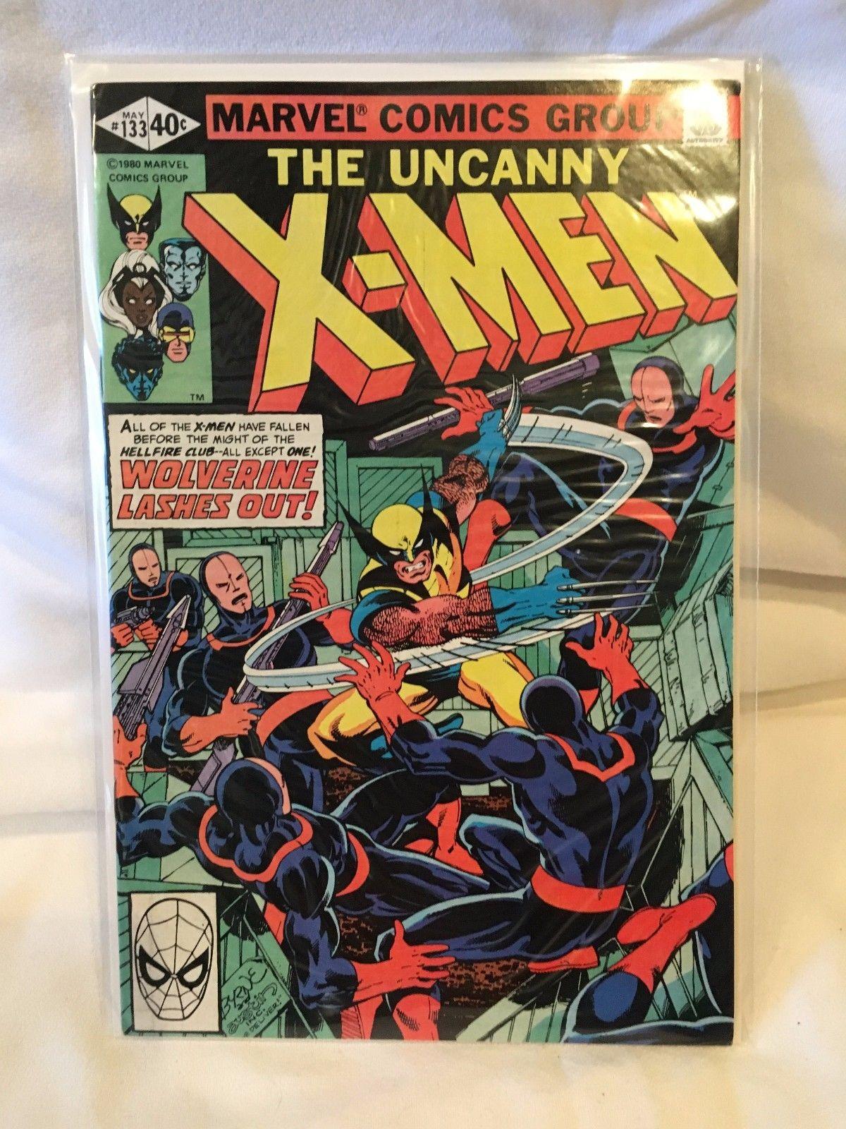 The Uncanny X-Men #133 May Marvel Comic