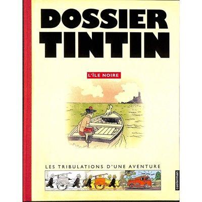 Tintin 07 - DOSSIER TINTIN L'Île Noire