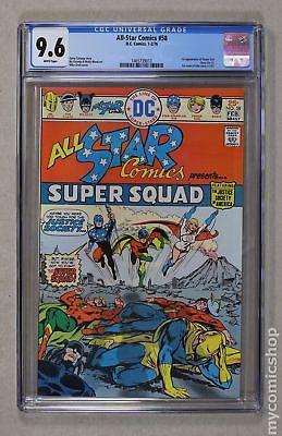 All Star Comics (1940-1978) #58 CGC 9.6 1465739013