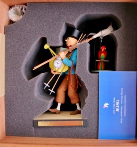 Rare Tintin Fariboles Tintin Bric À Brac Neuf