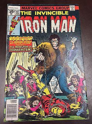 Iron Man #101 Marvel 1977 35 cent variant RARE