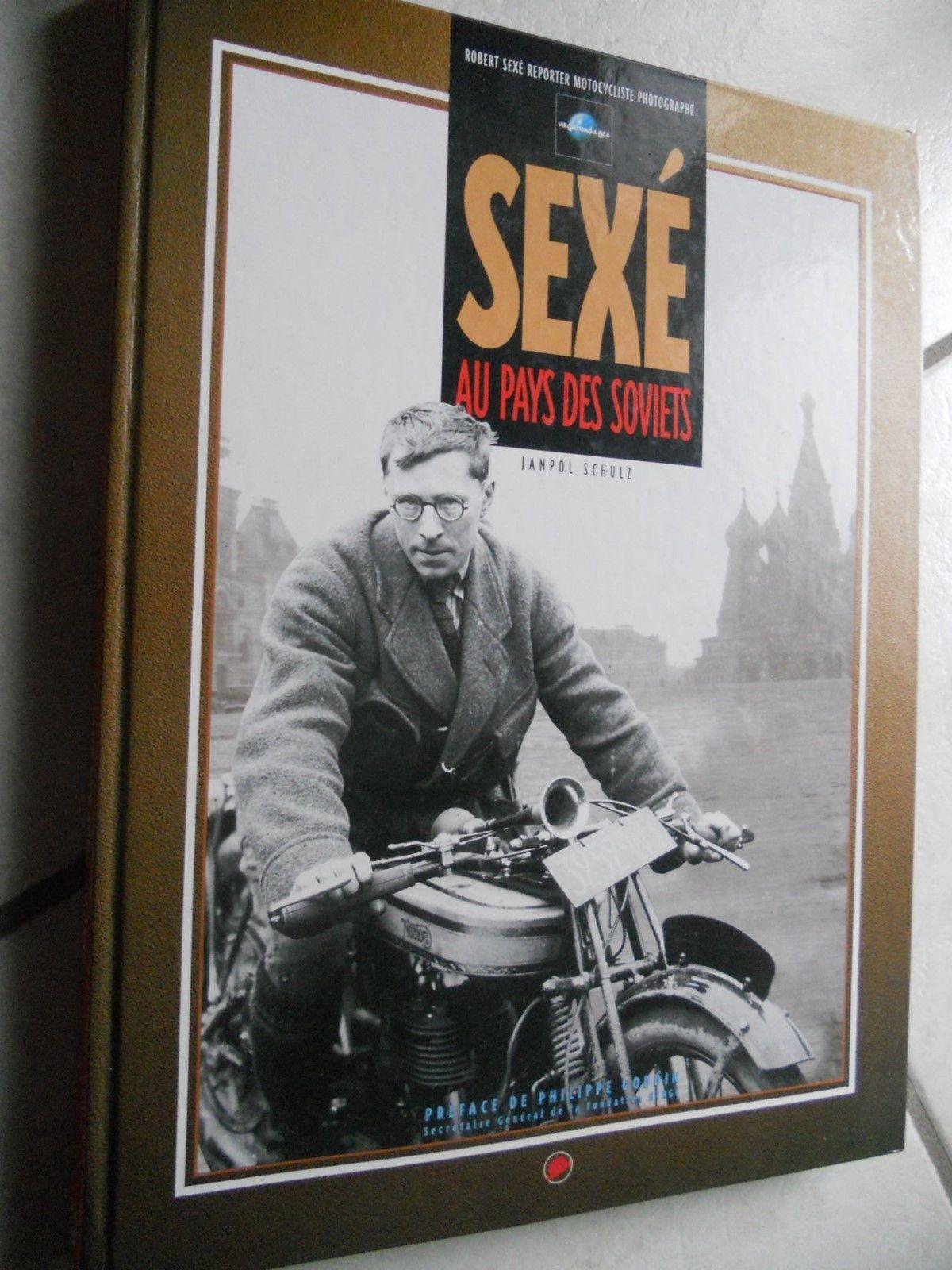Sexé au Pays des soviets - Janpol SCHULZ Préface GODDIN Fondation HERGE- TINTIN
