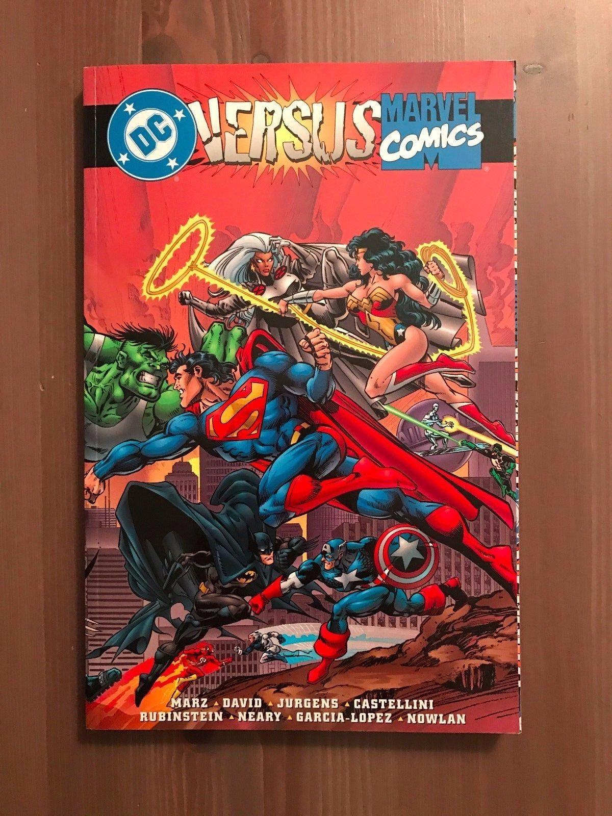 DC Versus Marvel Comics / Marvel versus DC Complete Collection