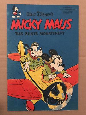 Micky Maus  Nr.1  von 1951  original   Ehapa Verlag