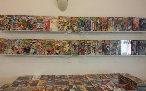 Huge lot 200+ Avengers, New Avengers, Secrect Avengers+ more VFNM+