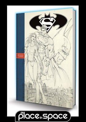 SUPERMAN BATMAN MICHAEL TURNER GALLERY ED  - HARDCOVER