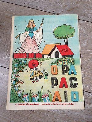 Tintin ''O Papagaio'' Crabe no 389 (1942) tintin et milou Hergé RARISSIME