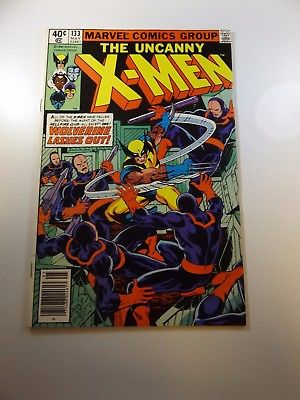 Uncanny X-Men #133 FN condition Huge auction going on now