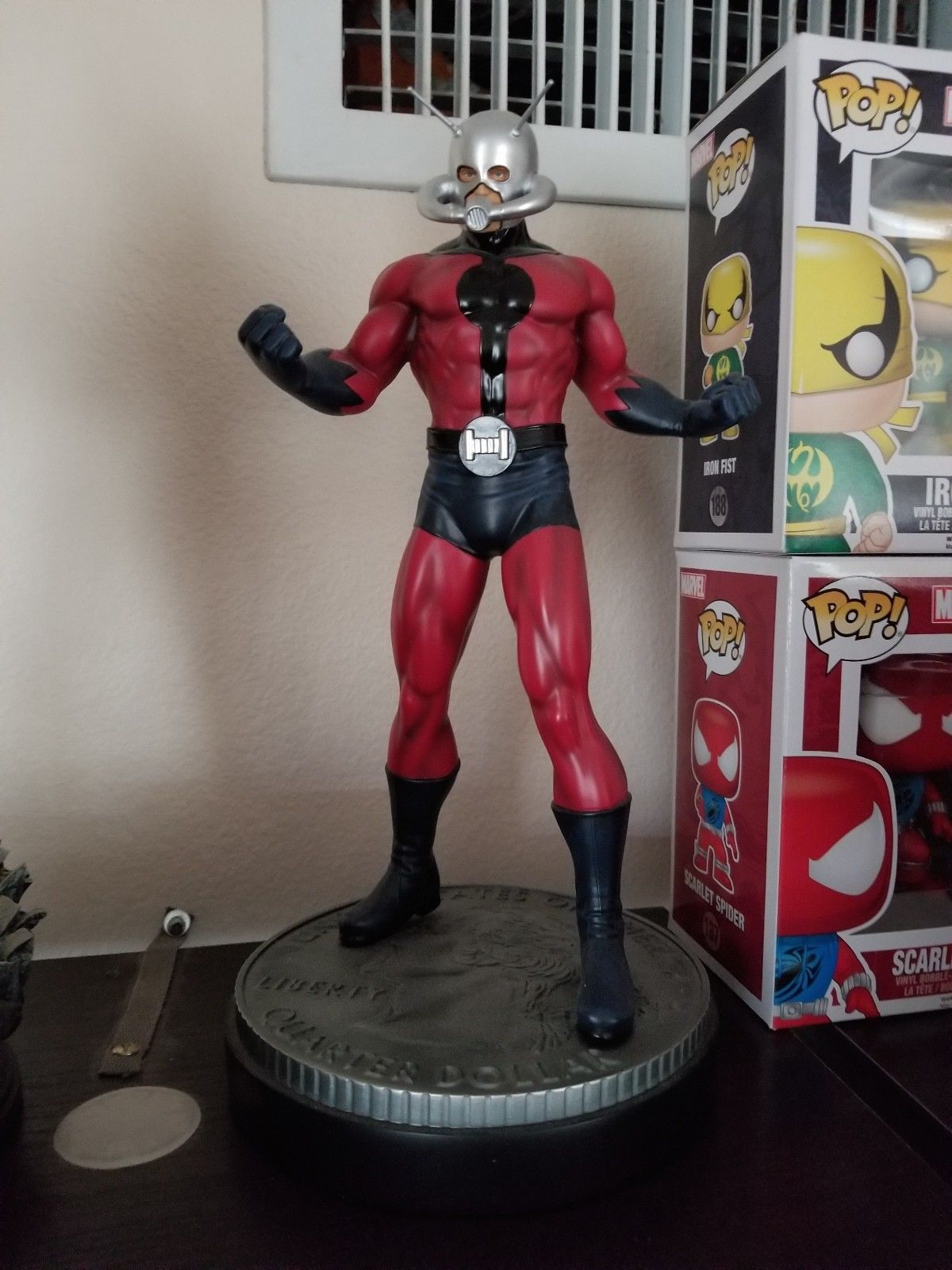 Bowen Designs Ant Man Museum Statue Avengers