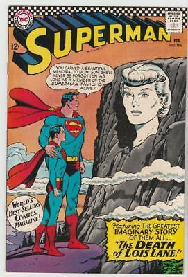 Superman # 194 strict VF/NM 1st   appearance Superman Junior