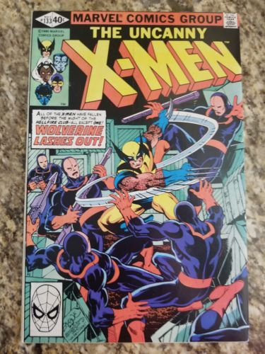 Uncanny X-Men 133 - Dark Phoenix Saga part 5 - Wolverine Lashes Out