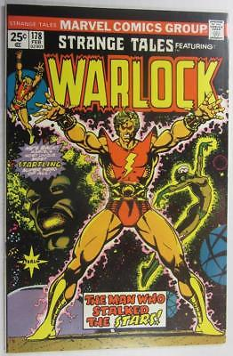 STRANGE TALES #178 FEB 1975 MARVEL COMICS WARLOCK FIRST APPEARANCE MAGUS NM 9.4