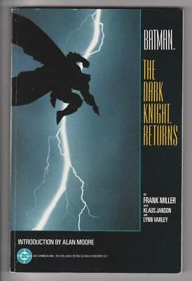 Batman: The Dark Knight Returns TPB Frank Miller (2.Aufl.)